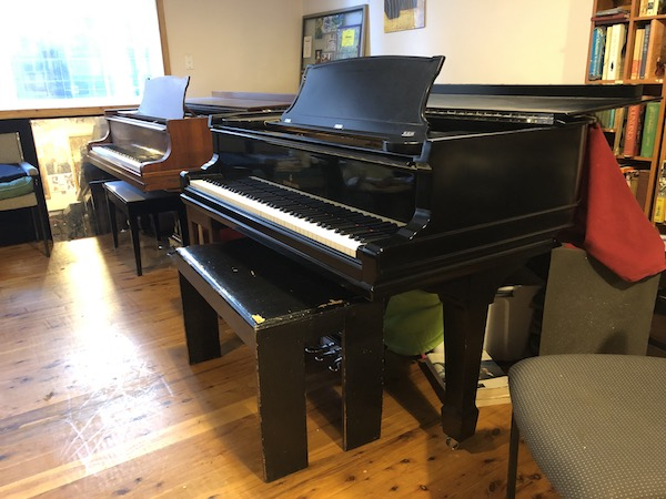 sydney cbd piano studio A