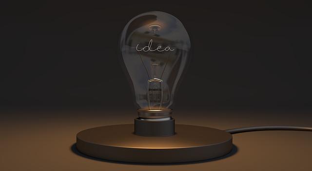 light bulb idea machine